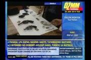 8 robbery suspects nabbed in Manila