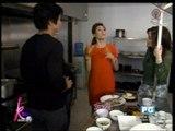 Piolo cooks adobo for Kris, Toni