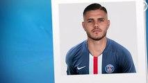 OFFICIEL : Mauro Icardi rejoint le  PSG