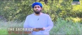 The Sacrifice of Eid ul Adha (عید الاضحی کی قربانی۔)
