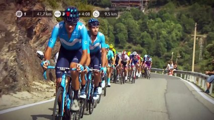 Near live - Étape 7 / Stage 7 | La Vuelta 19
