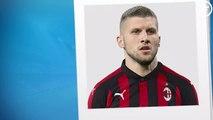 OFFICIEL : Ante Rebic file  à l'AC Milan