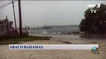 """""""Extrem gefährlich"""": Hurrikan """"Dorian"""" trifft auf die Bahamas"""