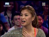 WATCH: Luis, Angel kiss on 'Minute To Win It'