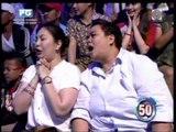 WATCH: Luis gets Angel to say 'yes' on 'Minute to Win It'