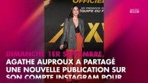 TPMP : Agathe Auproux sexy sur Instagram pour son grand retour