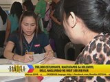 March job fairs await 700,000 new graduates