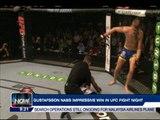 Gustaffson nabs impressive win in UFC Fight Night