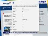 DFA: No Filipinos on board missing Malaysian airliner