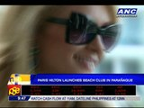 Paris Hilton says designing beach club is 'dream come true'