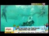 Summer activity: Helmet diving in Bulacan