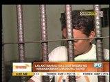 Burglar nabbed in QC