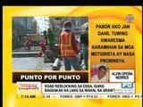 Punto por Punto: EDSA road reblocking isang bagsakan na lang sa Holy Week?
