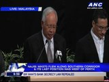 Malaysian PM: Flight MH370 ended in southern Indian Ocean