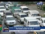 MMDA eyes earlier EDSA reblocking schedule