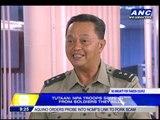 AFP spokesman explains why armed struggle futile