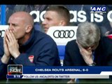 Chelsea beat Arsenal, 6-0
