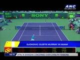 Djokovic ousts Murray in Miami