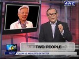 Teditorial: Two people