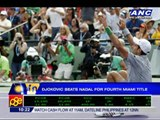 Djokovic beats Nadal for 4th Miami title