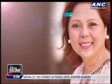Gigi Reyes returns to PH on Black Saturday