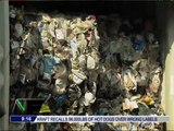 Garbage from Canada rotting in Manila