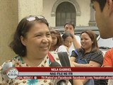 Taxpayers endure long lines to beat BIR deadline