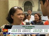 Long lines mark last day of filing of income taxes