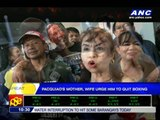 Jinkee, Mommy D urge Pacquiao to retire