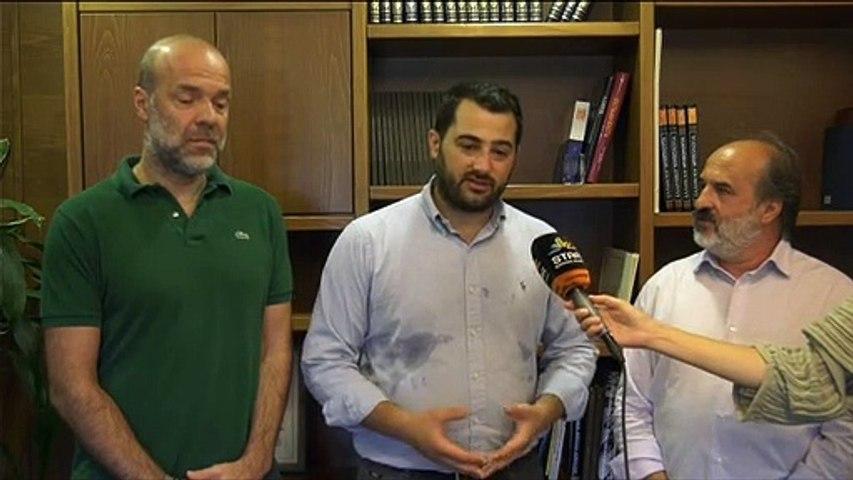 Δημήτρης Βουρδάνος και Ηλίας Μπουρμάς σε θέσεις ευθύνης