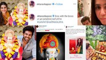 Shilpa Shetty, Ekta Kapoor, Sonali Bendre & other celebs wish fans on Ganesh Chaturthi | FilmiBeat