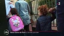 Notre-Dame de Paris : le sentiment des parents d'élèves dans les écoles dépolluées proches de la cathédrale