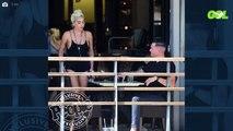 Irina Shayk hunde a Lady Gaga y Bradley Cooper con este vídeo bomba