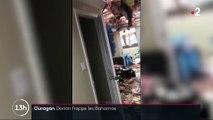 Les Bahamas durement frappées par l'ouragan Dorian