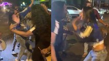 Nia Sharma's crazy Ganpati dance on Mumbai roads to welcome Bappa;Watch video | FilmiBeat