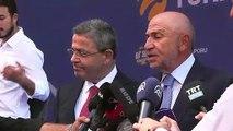 """Nihat Özdemir: """"Turkcell her zaman uğurlu gelmiştir"""""""