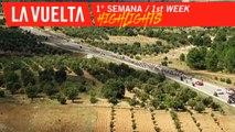Highlights - 1ère semaine / 1st week | La Vuelta 19