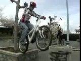 Stunt VTT -- Cool Bike Trials Video- leaps & bounds