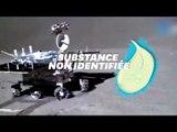 """Le robot chinois Yutu-2 découvre un """"gel"""" étrange sur le sol lunaire"""