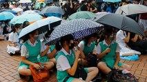 Xoνγκ Κονγκ: Ξανά στους δρόμους μαθητές και φοιτητές
