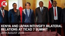 TICAD 7 Summit Offers Kenya Chance to Build on Japanese Bilateral Ties