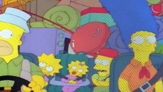 The Simpsons S01E07 - The Call of the Simpsons