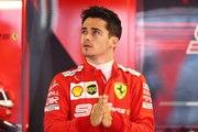 F1 : le premier Grand Prix de Charles Leclerc