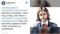 Cédric Vilani assure à Emmanuel Macron que sa candidature ne serait pas un «acte de défiance»