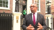 James Cleverly avoids questions over a general election