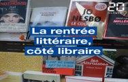 La rentrée littéraire, côté libraire