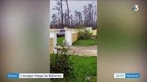 Bahamas : l'ouragan Dorian fait des ravages