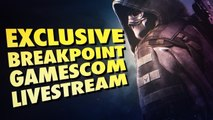 Is Ghost Recon Breakpoint Any Good? | Exclusive Gamescom 2019 Livestream