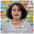 Budget Participatif - Arts visuels rue de la Solidarité
