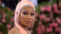 Nicki Minaj demande à ses fans de soutenir les femmes victimes de violence
